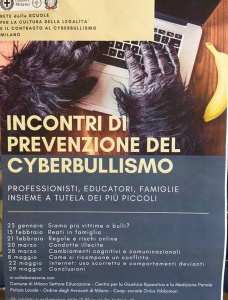 Avv. Nicoletta Parvis – 20.03.2019 Giornata di formazione per docenti e genitori sul contrasto al cyberbullismo
